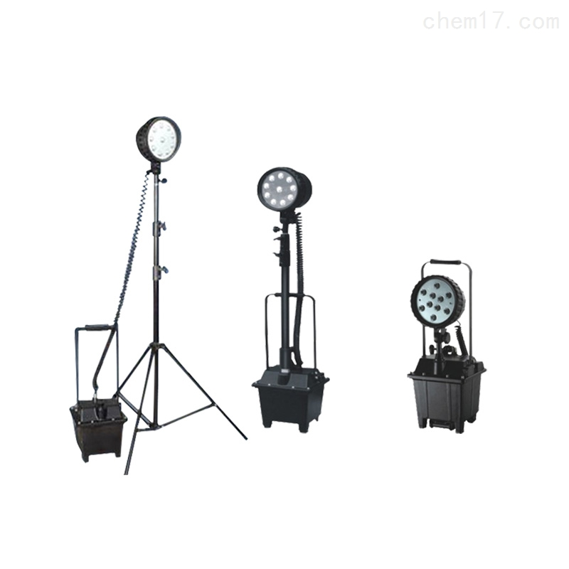 BJQ8011B适用于低温20度高温60度防爆移动灯