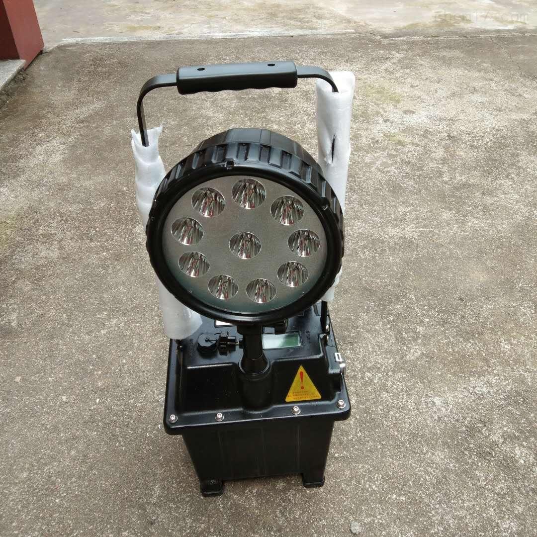山东BHL811矿井移动式应急照明防爆灯