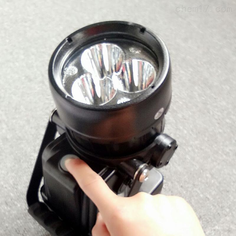 MYB7500机械房检修手提探照灯|9瓦充电照明