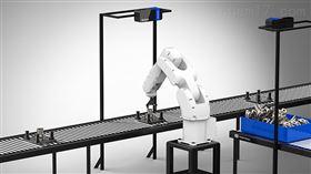 工業機器人上料解決方案
