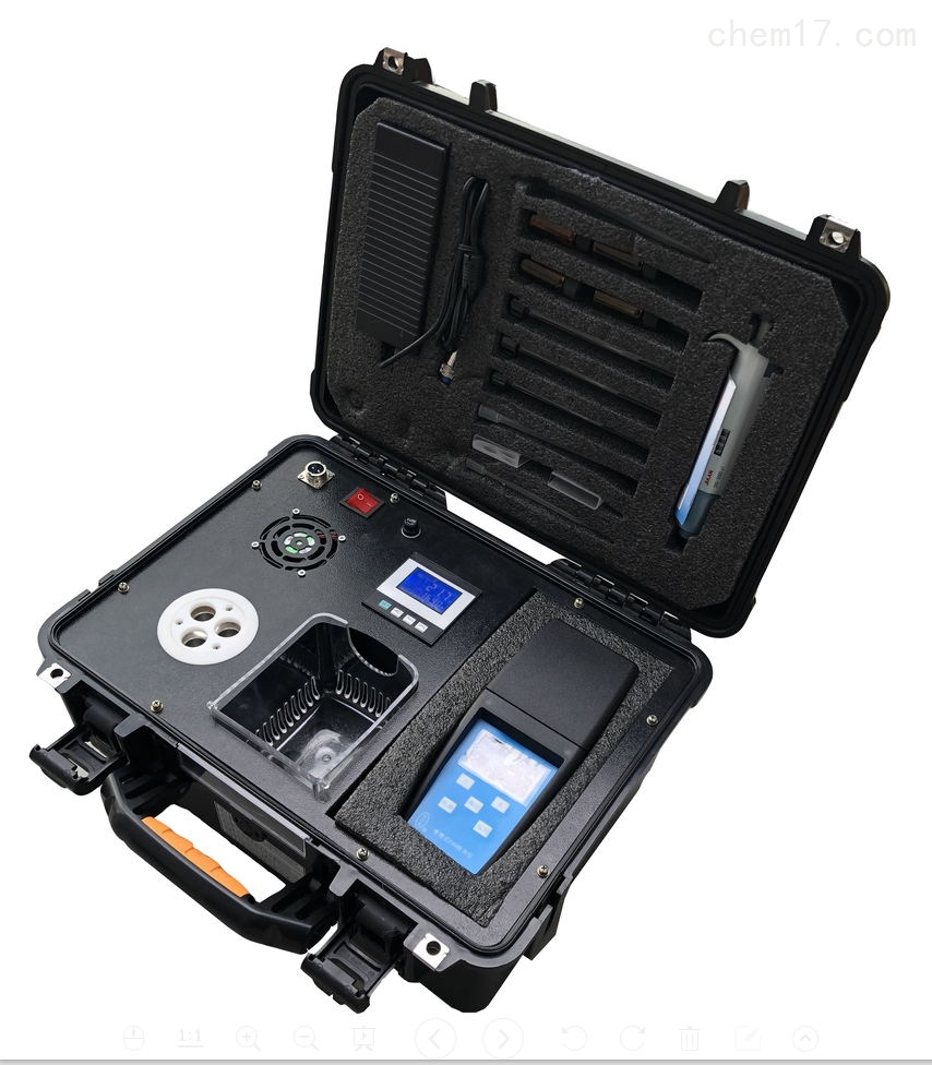 污水COD测定仪H5-2FA 快速消解法