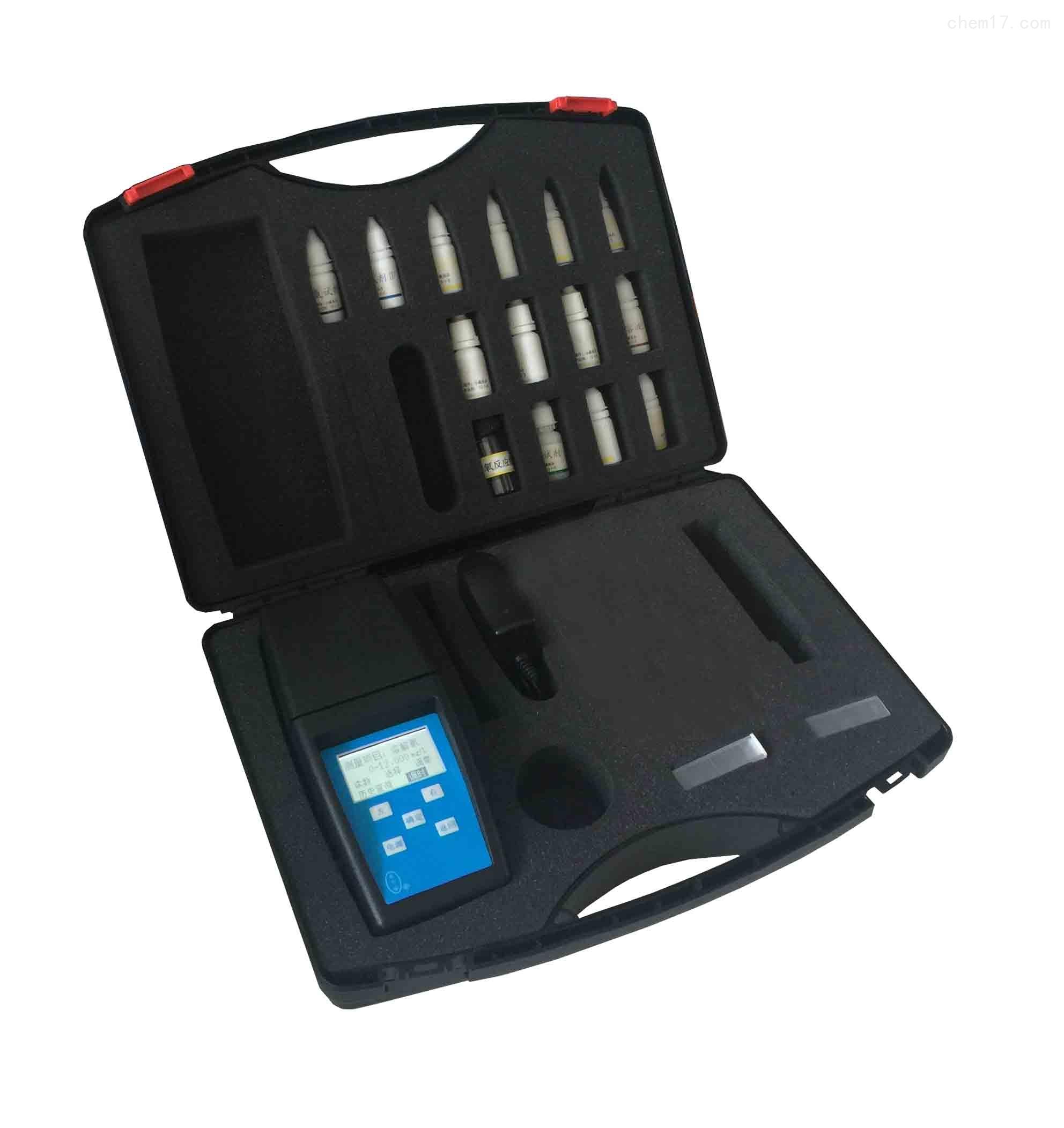 海恒水专家COD测定仪H5-2F 便携式COD测试仪