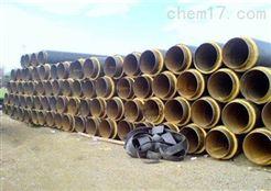 塑套钢预制直埋保温管
