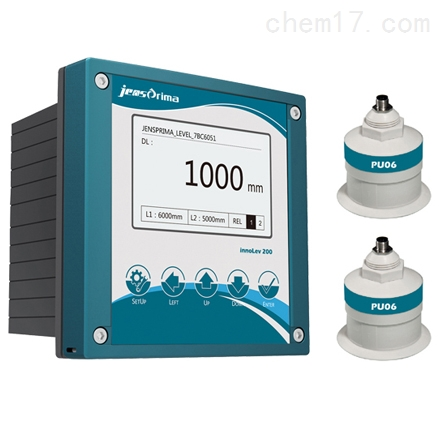 innoLev 200超聲波液位差計