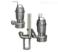 日本川本QSA3 / QSAJ型不锈钢污水潜水泵