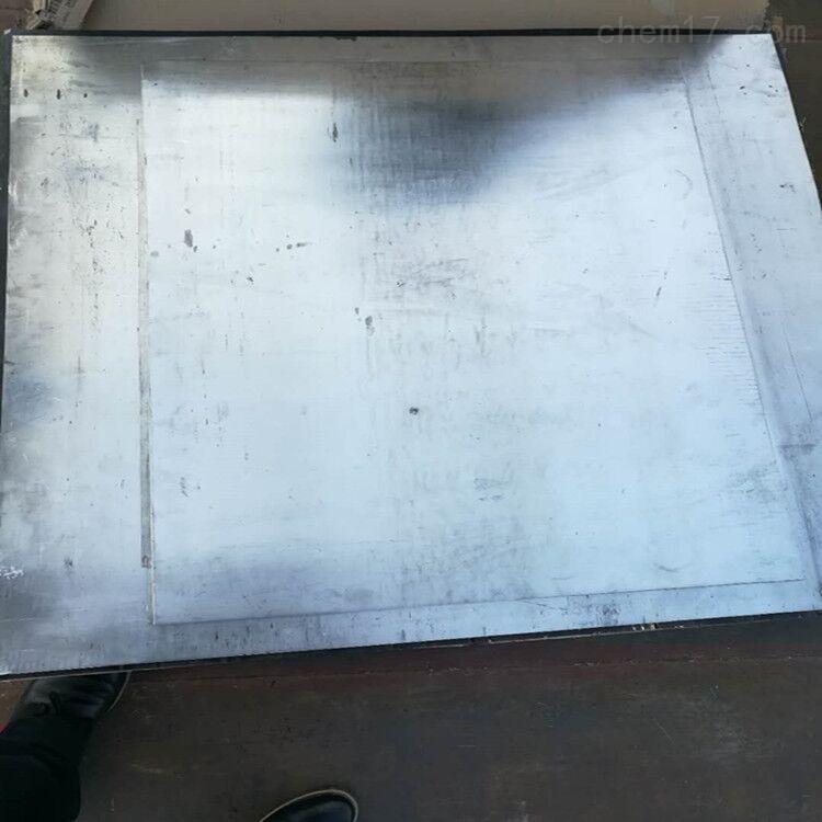 960*6mm 镉片 镉板 电镀镉板
