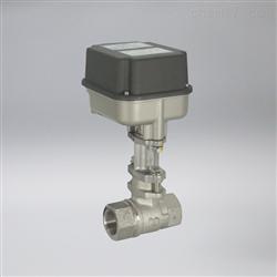日本京滨电动球阀KLS系列用于蒸汽和高温水