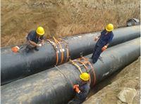 型号齐全直埋式保温管热力管道施工应该注意哪些事项