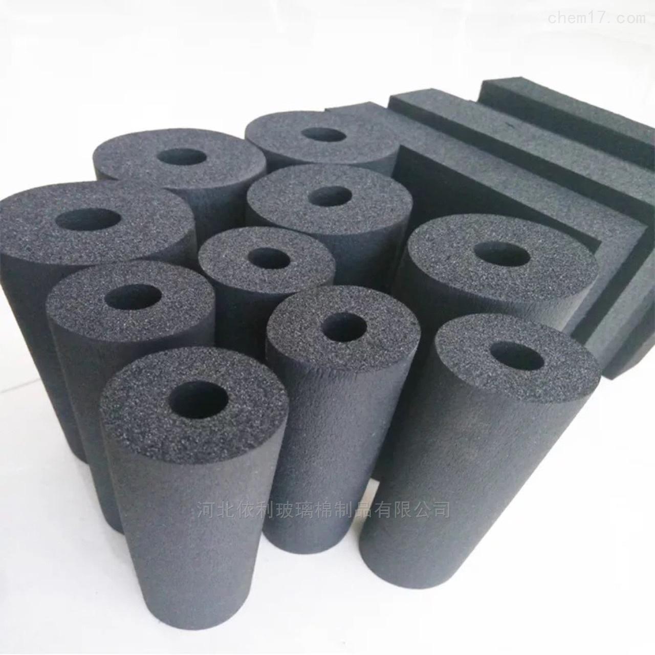 贴铝箔橡塑保温管厂家、价格
