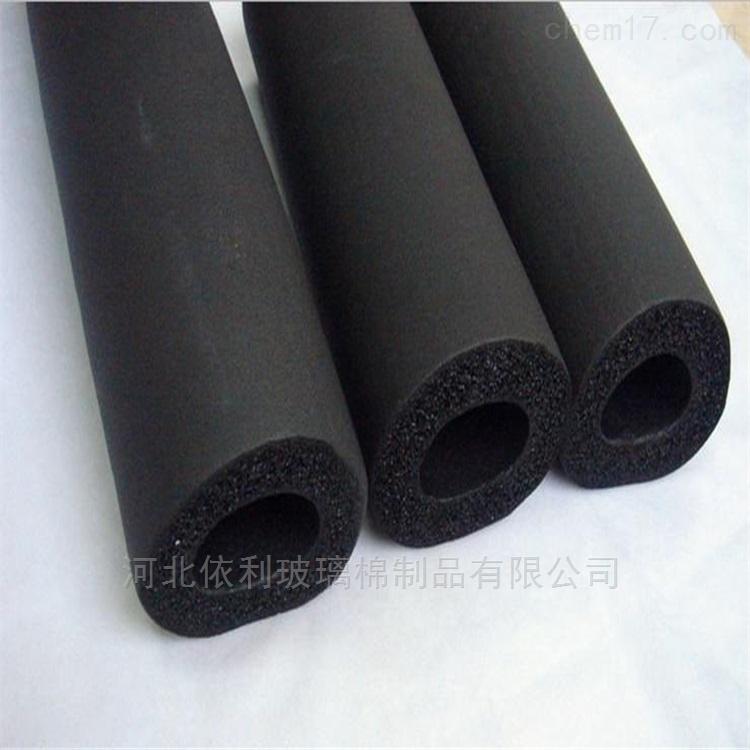 B2级橡塑保温管原材料、产品生产、安装使用