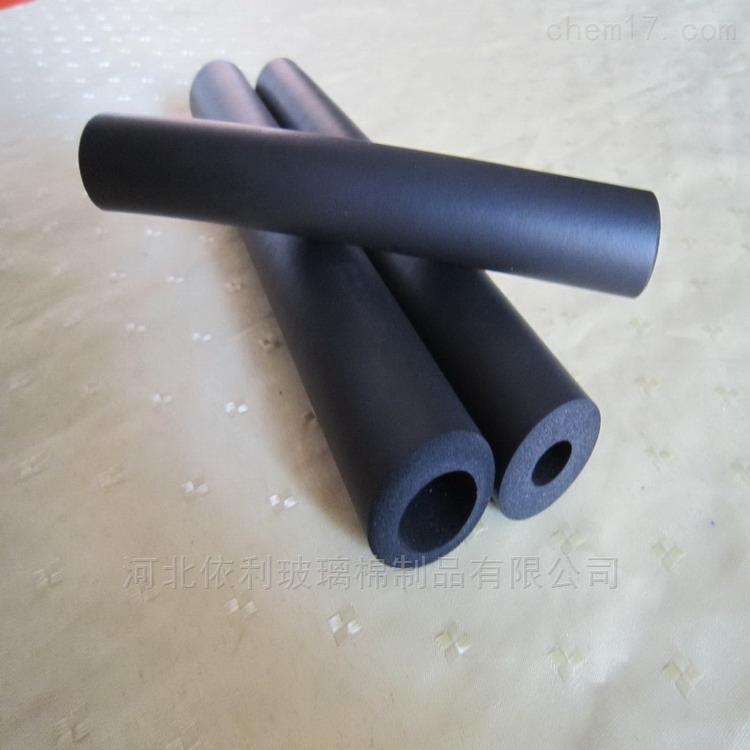 贴铝箔橡塑保温管全规格型号可订做货源充足