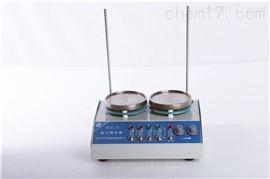 HJ-2双联磁力搅器(加热板)