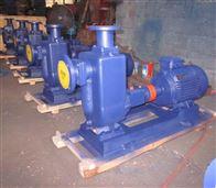 ZW型自吸式排汙泵