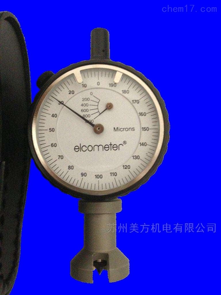 E123A-M英国易高E123A-M指针式粗糙度仪 苏州店