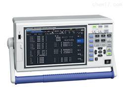日本日置功率分析仪PW3390-01