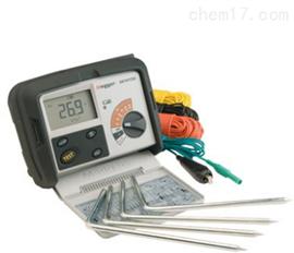 DET4TD/DET4TC / DET4TCR美国MEGGER 4极接地电阻/土壤电阻测试仪