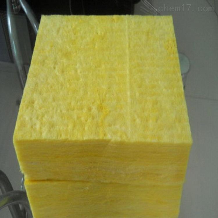 憎水玻璃棉板是用什么原料做成的有什么性能