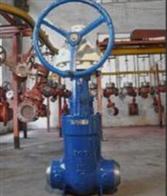 Z560Y傘齒輪高壓電站閘閥
