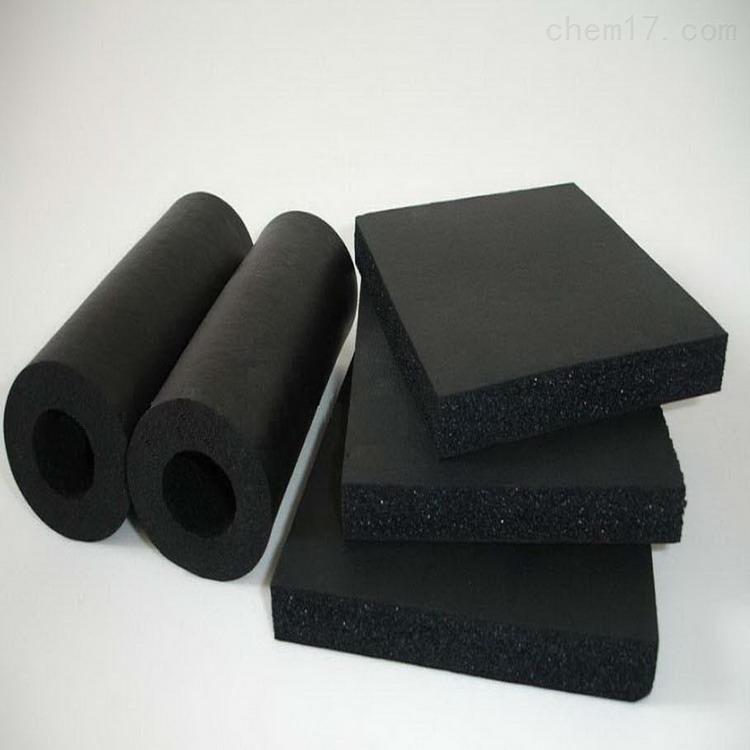 专业生产贴铝箔橡塑保温管,橡塑板