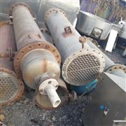 二手钛管冷凝器