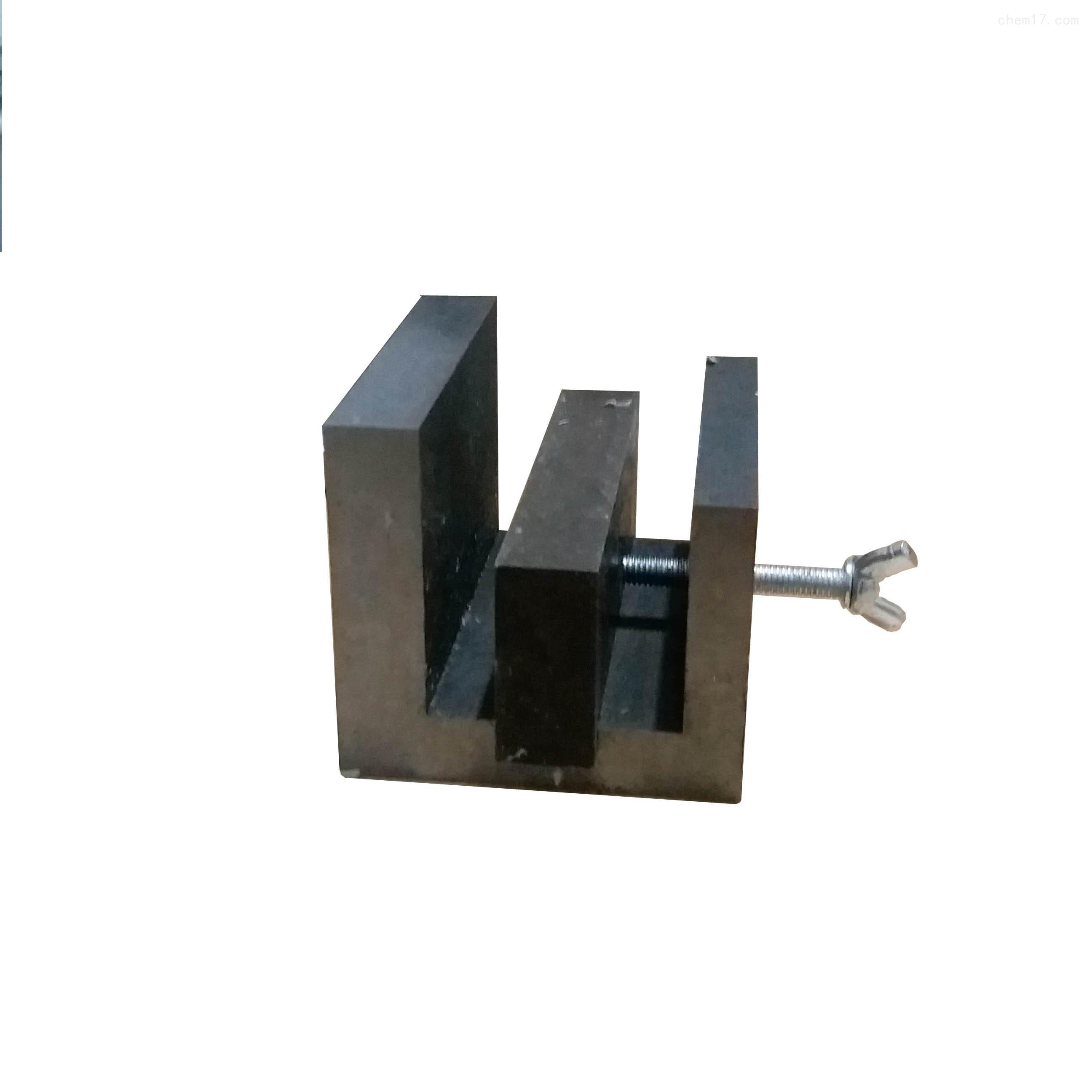 供应 人造板剪切试验的测定试验夹具