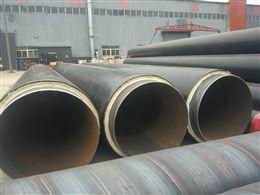 预制直埋式保温管热力管网成型工艺分析