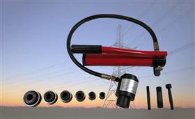 0~120mm油壓分離式穿孔工具