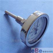 WSS-502轴向双金属温度计可动内螺纹