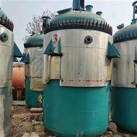6300不锈钢反应罐6吨反应釜二手