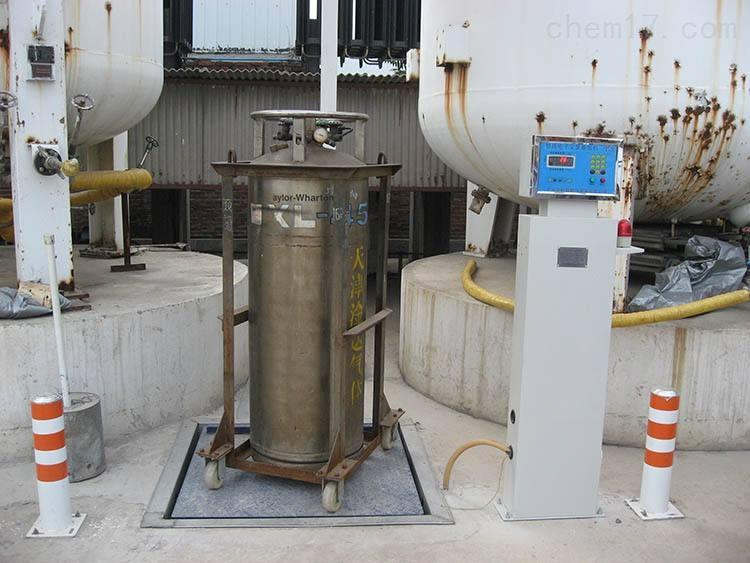 充装供应气体灌装秤厂家电话
