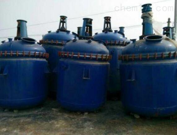 低价出售不锈钢搪瓷反应釜高价制药生产线