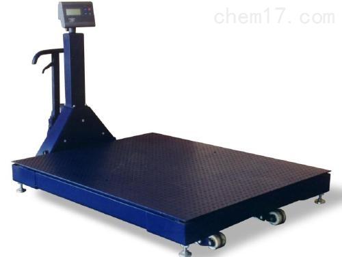 JH-SZ型叉车移动式电子平台秤