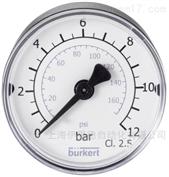 TAU001压力表宝德BURKERT压力设备