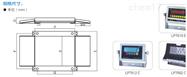 SCS-D1不锈钢超低平台秤-计重超低地磅秤