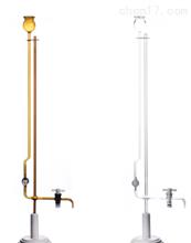 1ml-10ml天玻四氟座式微量滴定管(A级可过检)