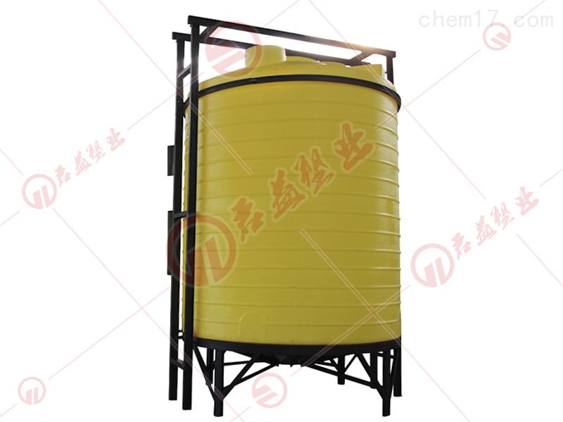 10立方化工存储罐 耐酸碱液体储存罐