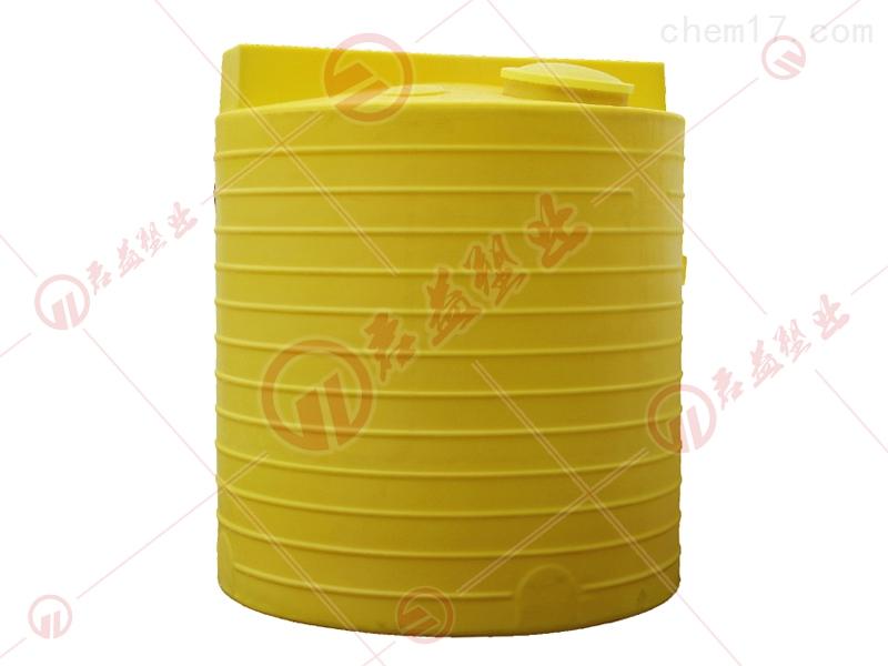 10立方滚塑容器 PE盐酸容器