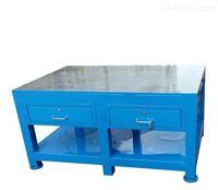 G6012钢板模具工作台水磨台面•●、加厚铸铁模具平台