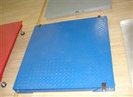 SCS-JW双层结构平台秤-碳钢双层电子秤
