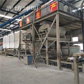 th001匀质板设备水泥基生产线全套设备生产