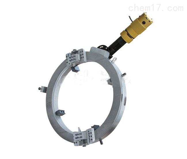 上海旺徐WPQ外部安装式电动管子切割坡口机