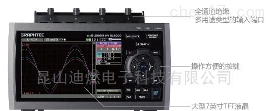 midi LOGGER HV GL2000记录仪