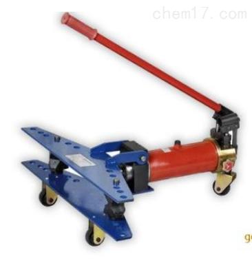 上海旺徐SW系列手动液压弯曲管机