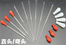 90mm-300mm玻璃膠頭滴管(巴氏吸管)直頭彎頭