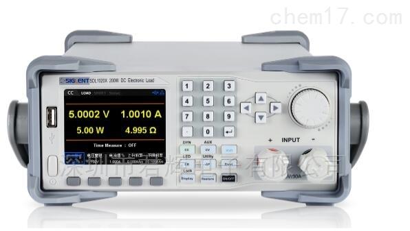 鼎阳可编程直流电子负载SDL1000X