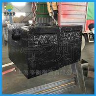 500公斤标准砝码价格,锁形M1级铸铁砝码