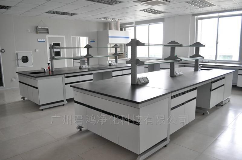 厂家直销深圳钢木双面中央实验台
