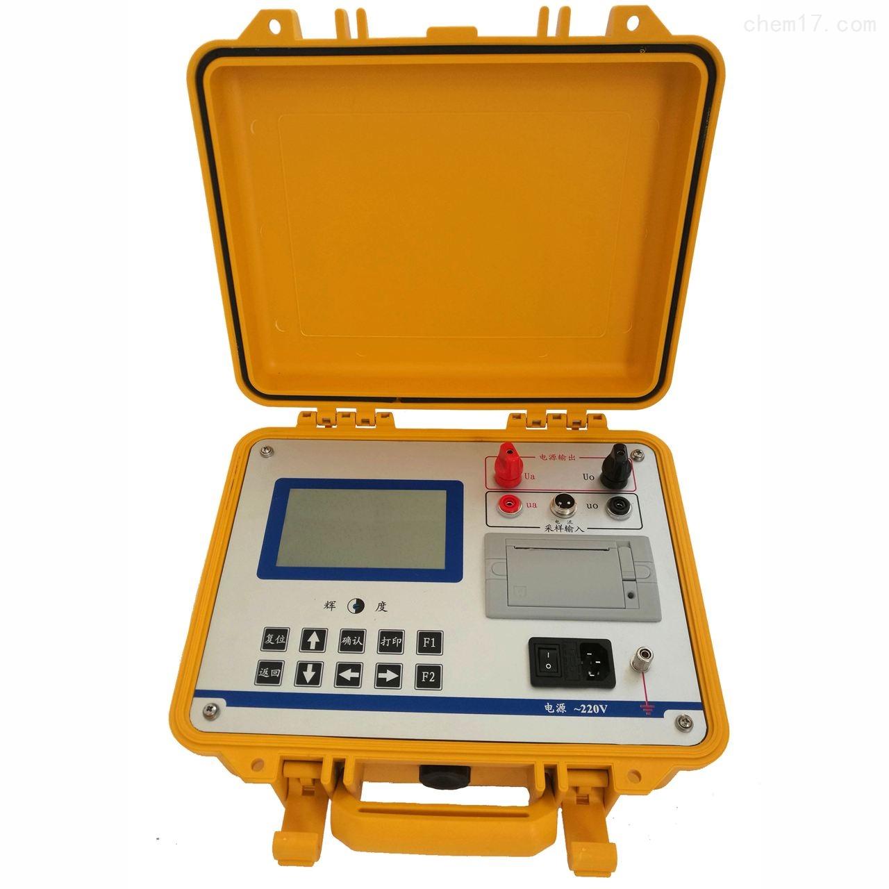 10A 单相电容电感测试仪