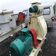 德州特價轉讓二手950型木屑多腔粉碎機