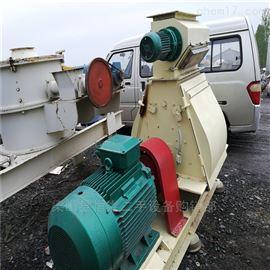 750型晋城低价出售二手木屑多腔粉碎机